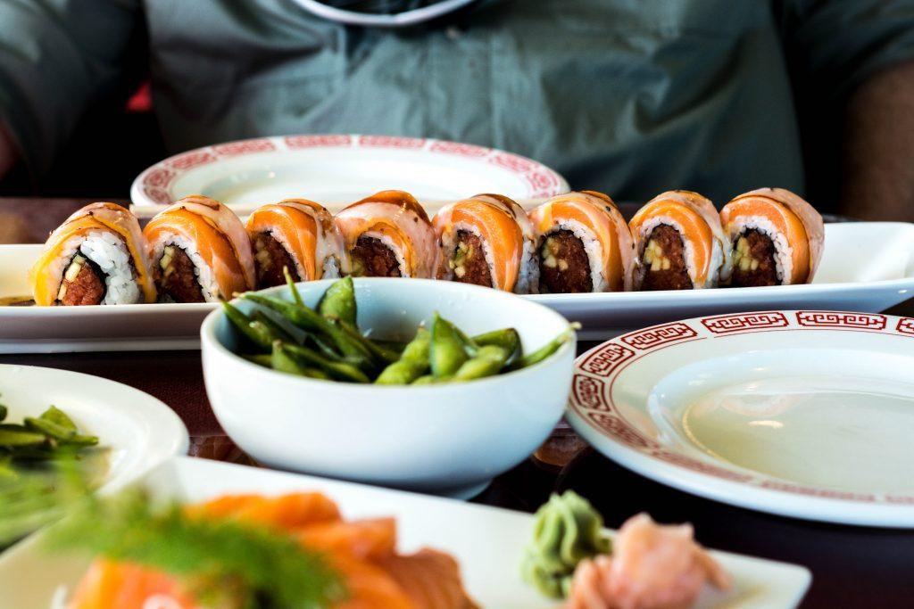 sushi in dawsonville